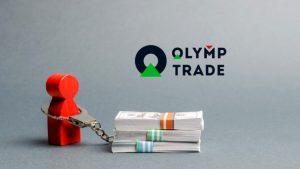 Pengisian Ulang OlympTrade — Anda perlu mengisi akun Anda untuk memulai perdagangan nyata